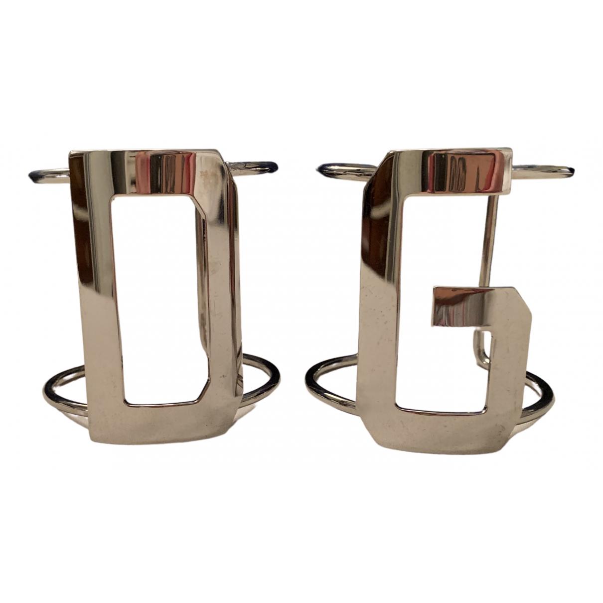 Dolce & Gabbana \N Armband in  Silber Stahl
