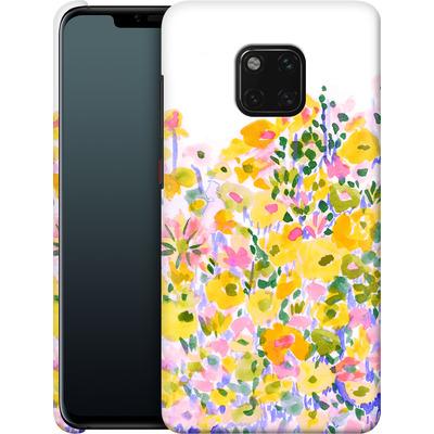 Huawei Mate 20 Pro Smartphone Huelle - Flower Fields Sunshine von Amy Sia