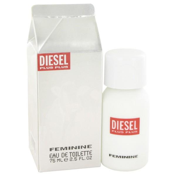Diesel Plus Plus Feminine - Diesel Eau de toilette en espray 75 ML