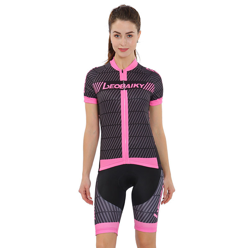 Jersey Jacket Cycling Shirt Quick Dry Breathable Women's Short Sleeve