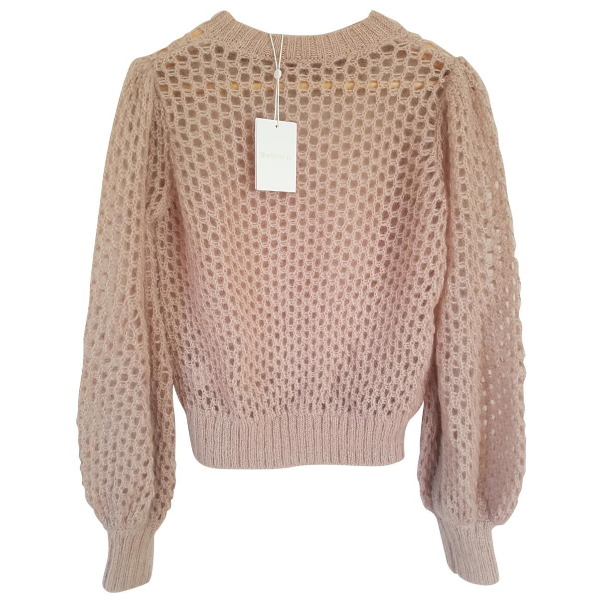 Zimmermann \N Wool Knitwear for Women 8 UK
