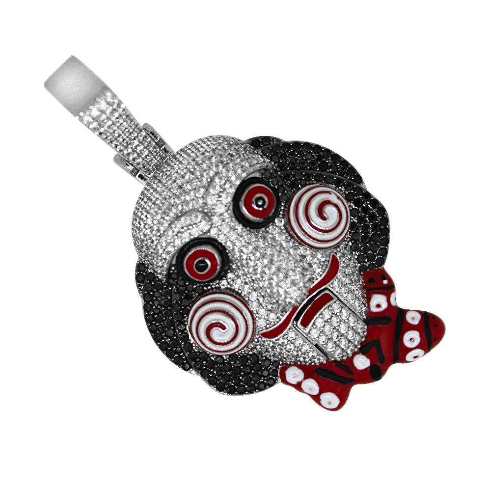Jigsaw Pendant Detailed Limited Edition Piece
