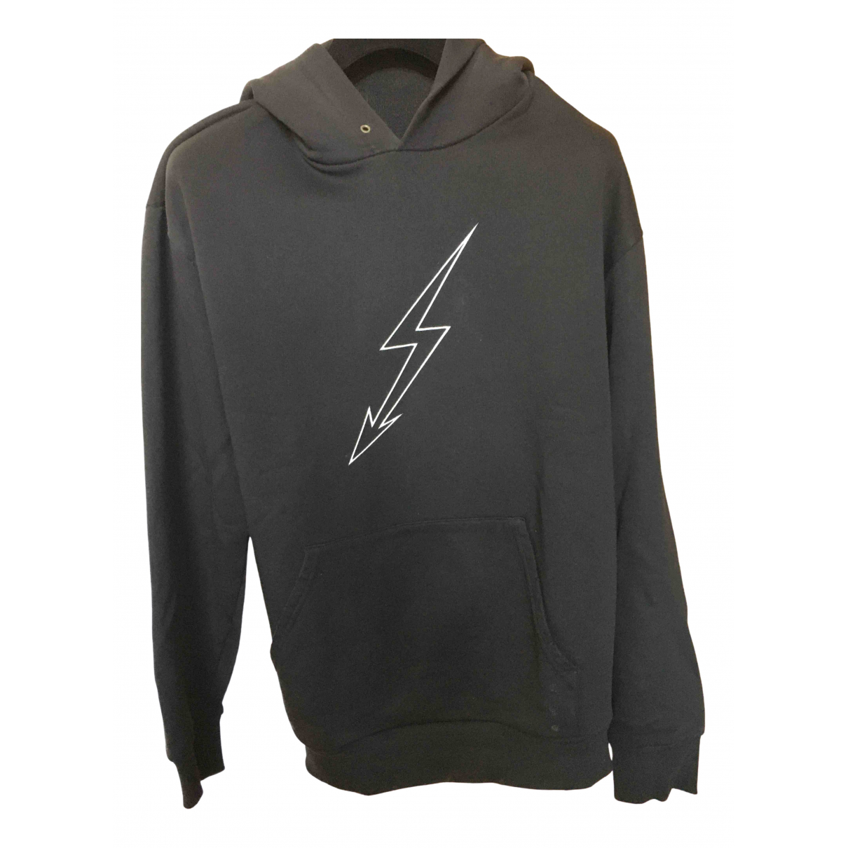Givenchy \N Black Cotton Knitwear & Sweatshirts for Men M International