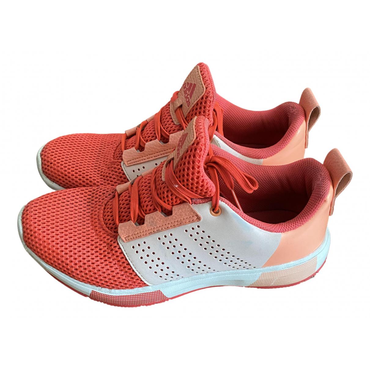 Adidas - Baskets   pour femme - orange