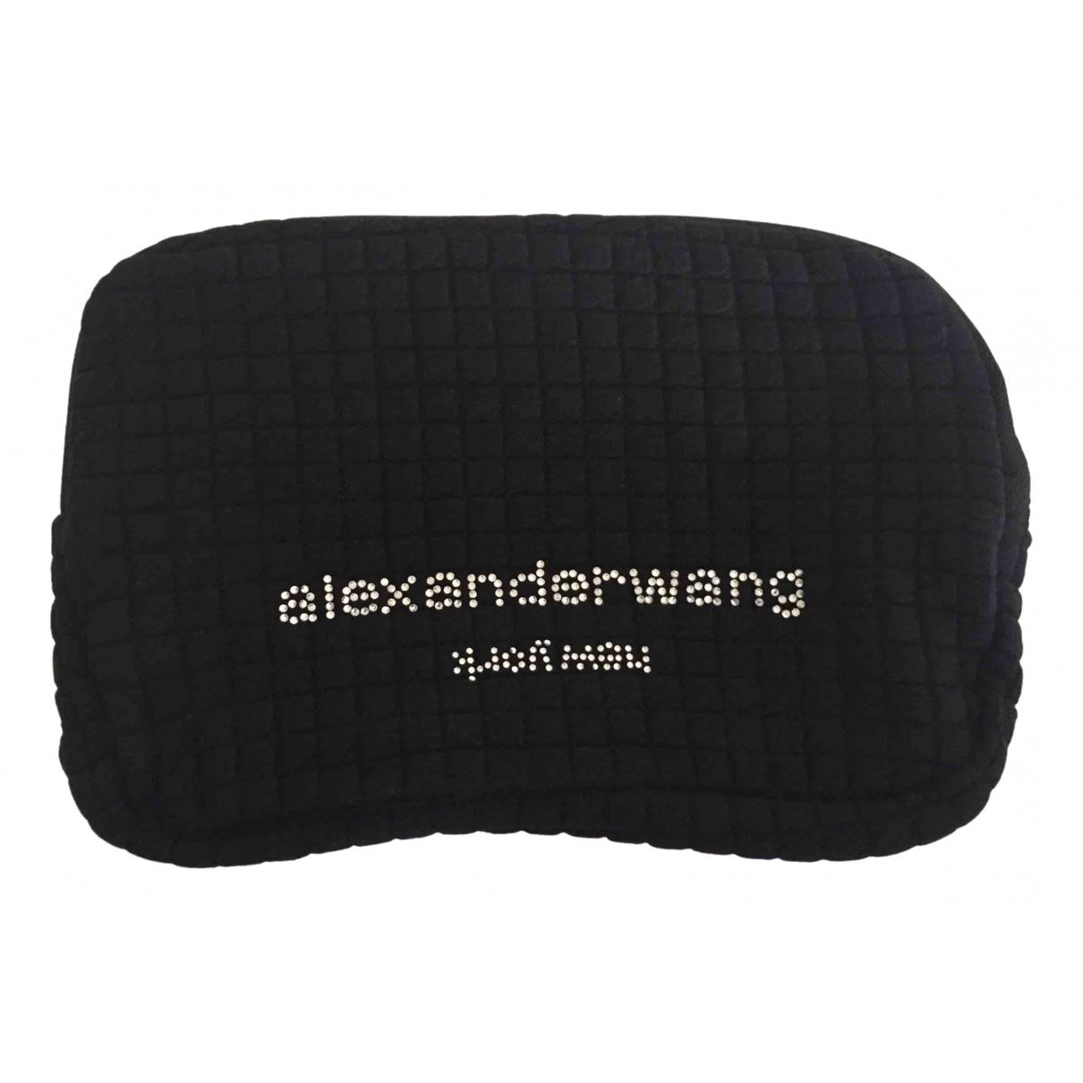 Bolsos clutch en Poliester Negro Alexander Wang