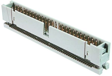 ASSMANN WSW 34-Way IDC Connector Plug for Cable Mount, 2-Row