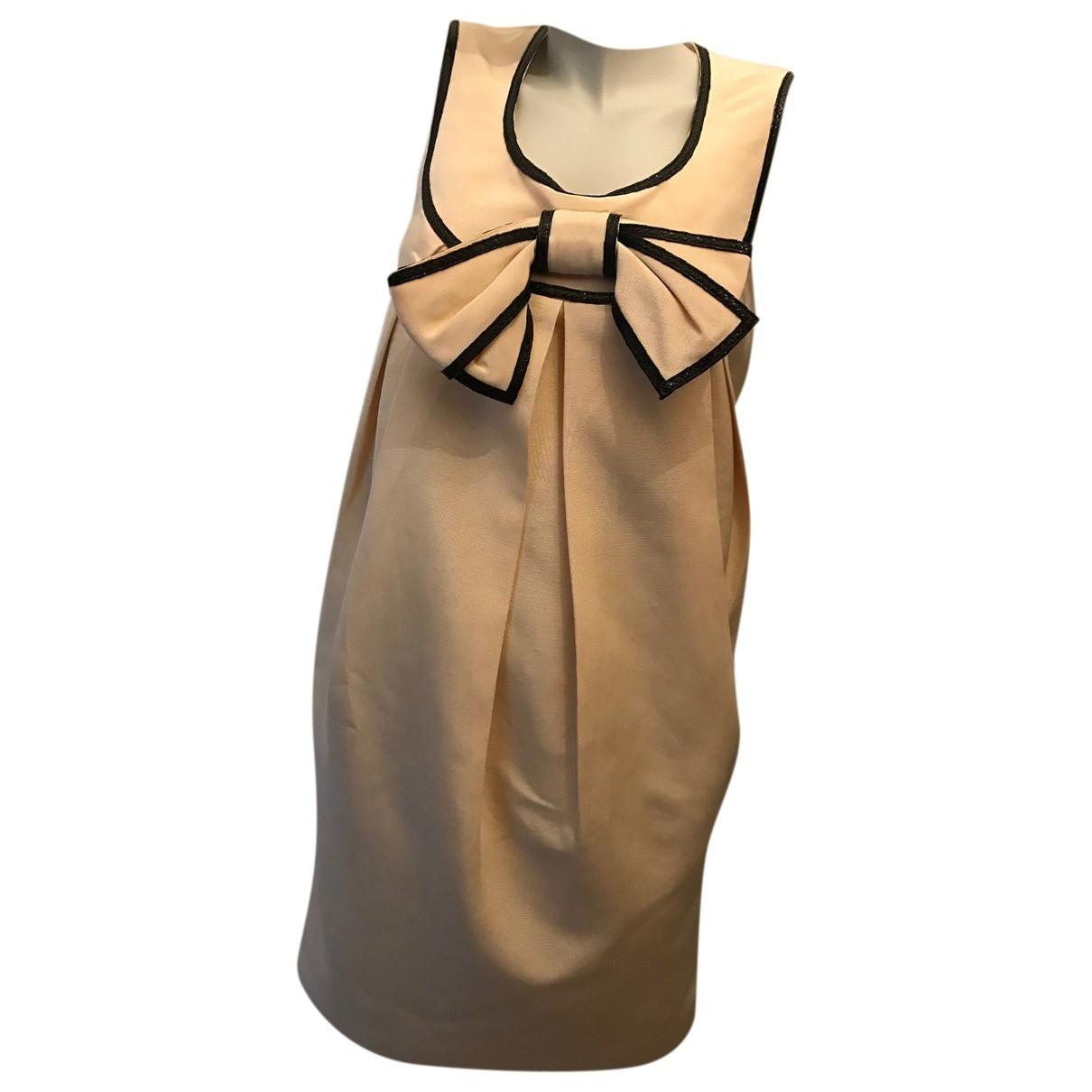 Mini vestido Edward Achour