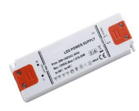 RS PRO AC, DC Constant Voltage LED Driver 20W 12V