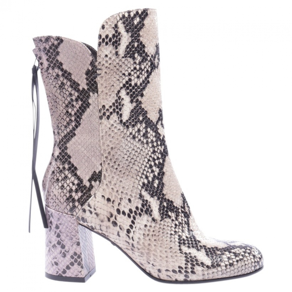 Dorothee Schumacher - Boots   pour femme en cuir - multicolore