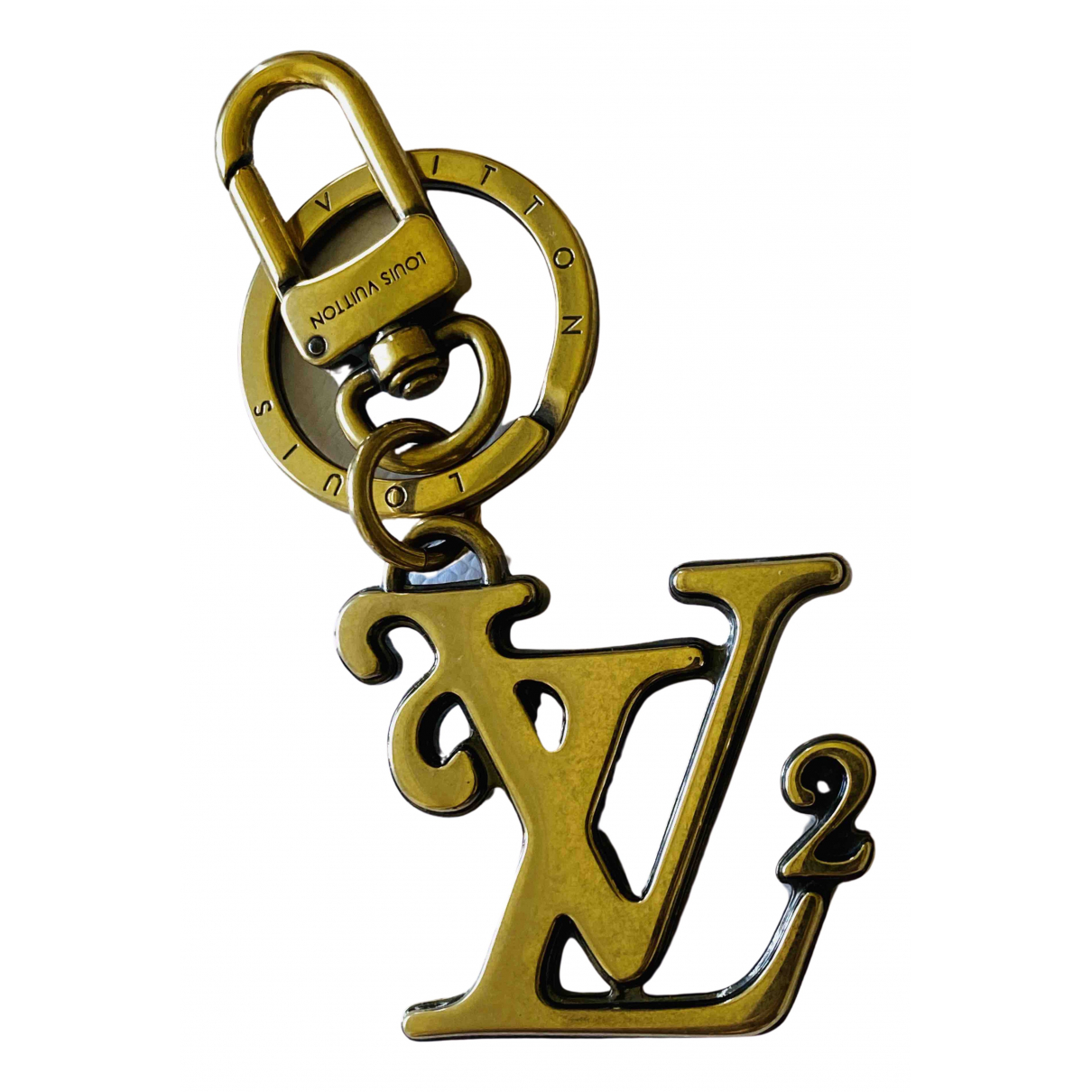 Louis Vuitton X Nigo - Bijoux   pour homme en metal - dore