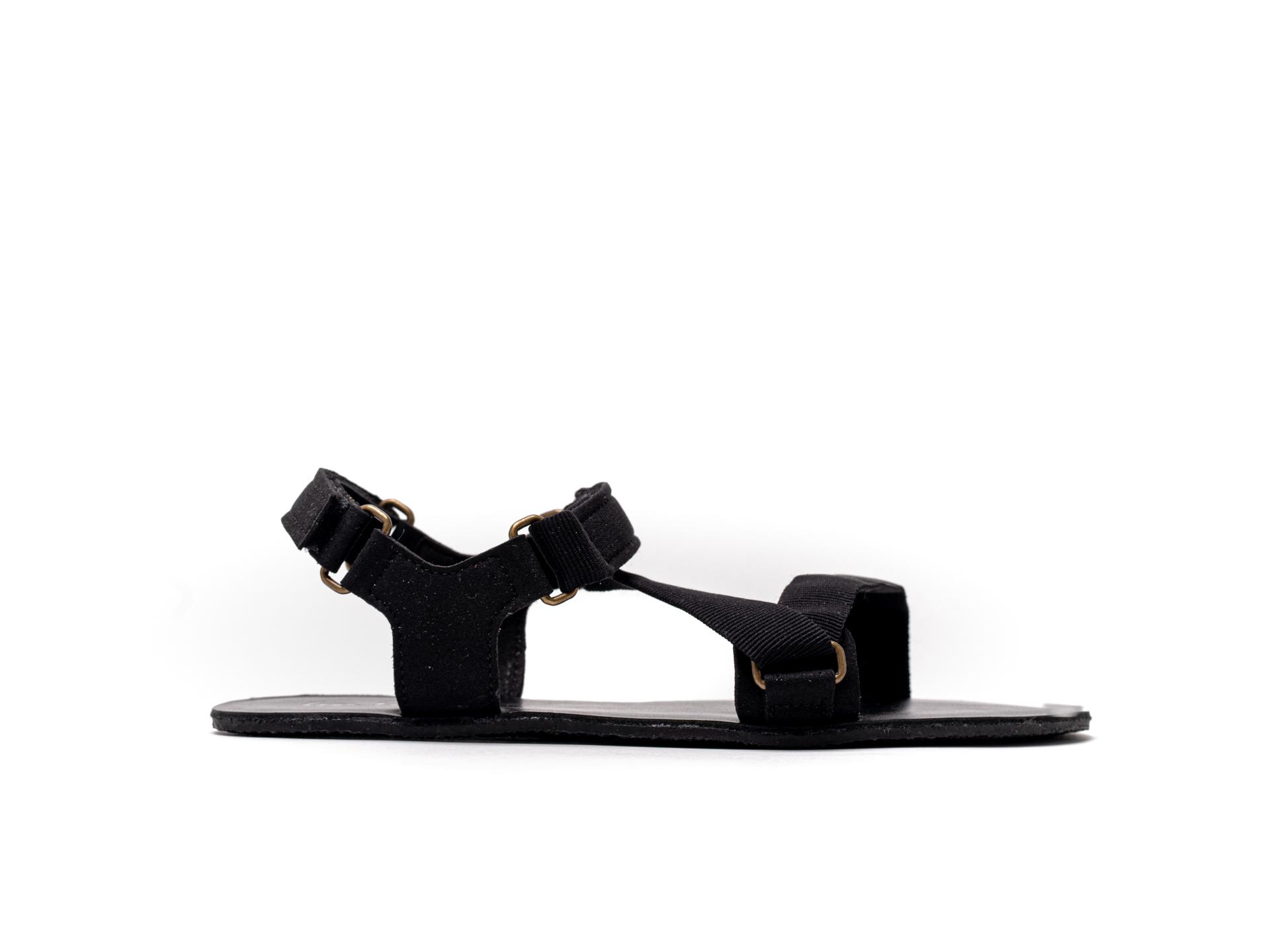 Barefoot Sandals - Be Lenka Flexi - Black 37