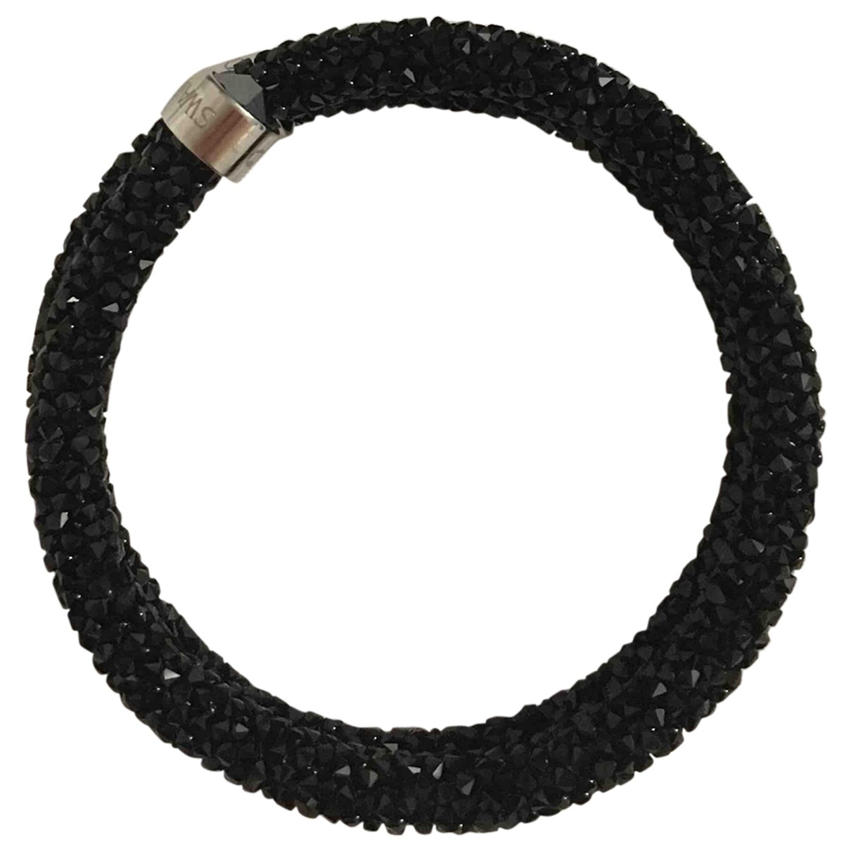 Swarovski Stardust Black Crystal bracelet for Women \N