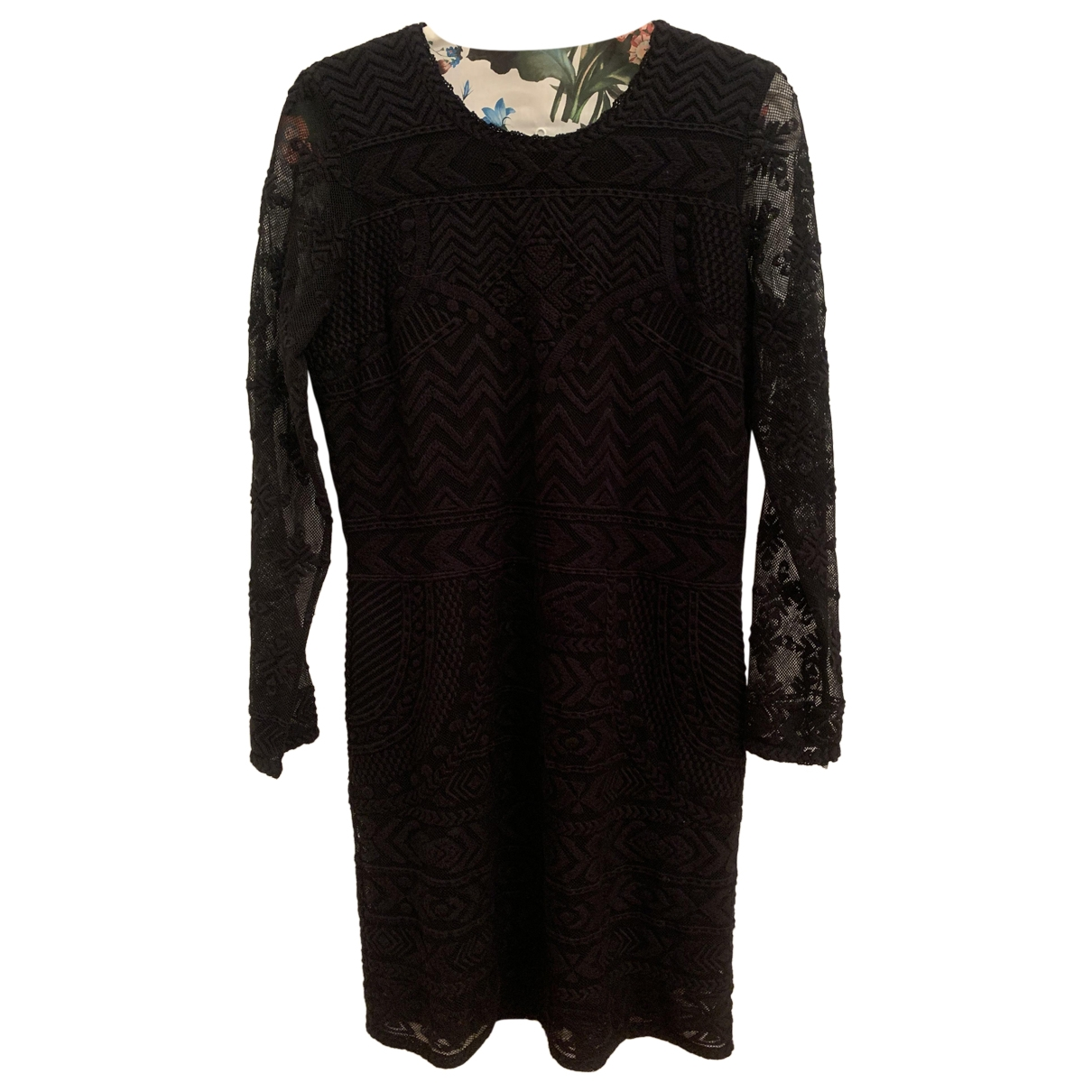 Isabel Marant Pour H&m - Robe   pour femme - noir