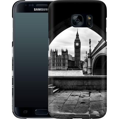 Samsung Galaxy S7 Smartphone Huelle - Houses Of Parliament von Ronya Galka