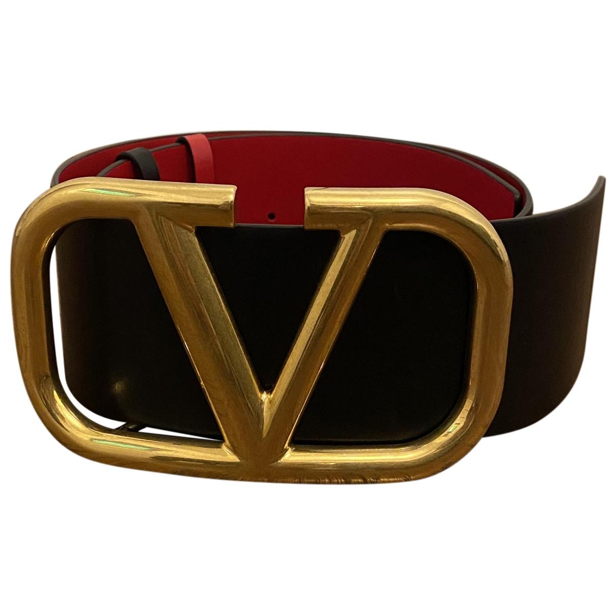 Cinturon de Cuero Valentino Garavani