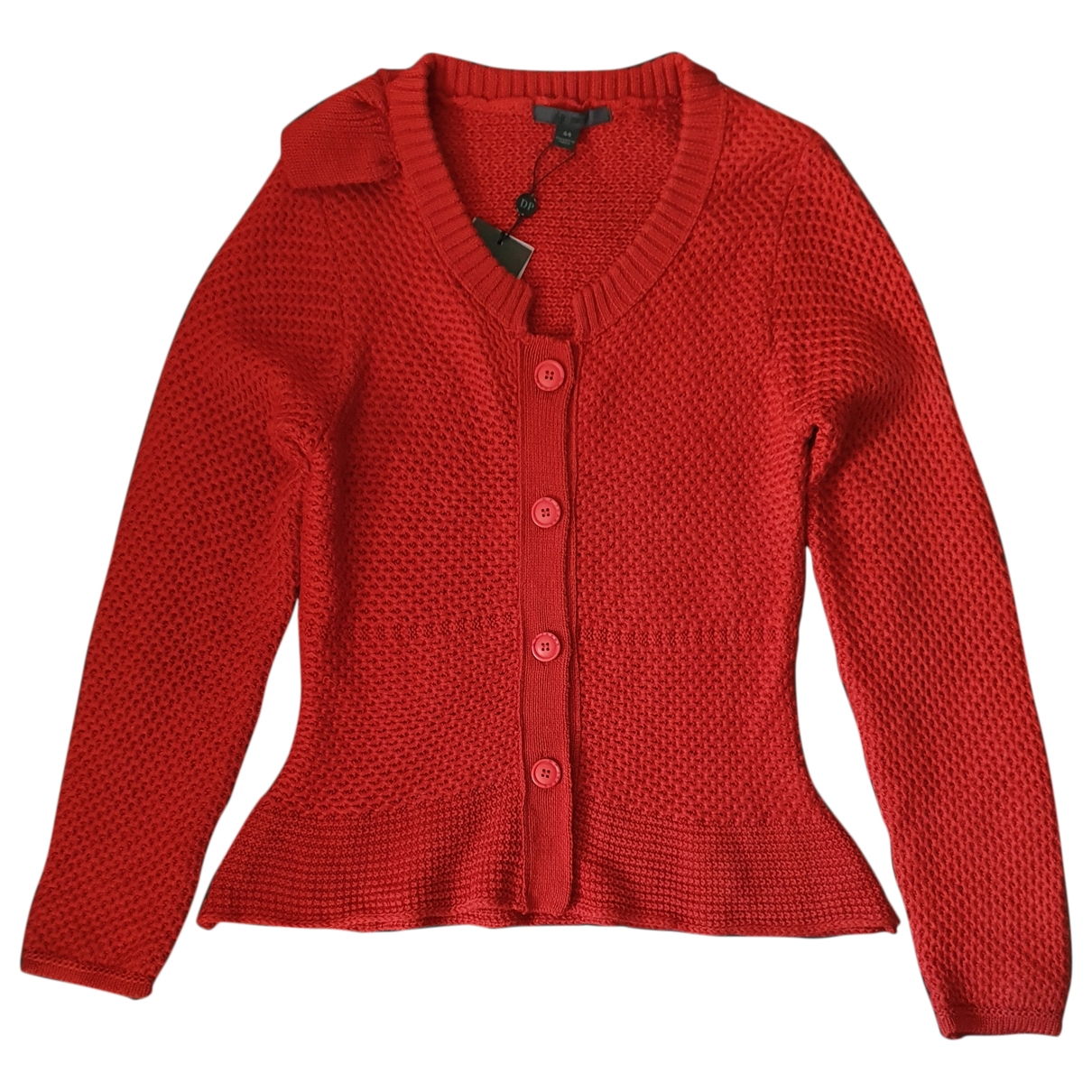 - Pull   pour femme - rouge