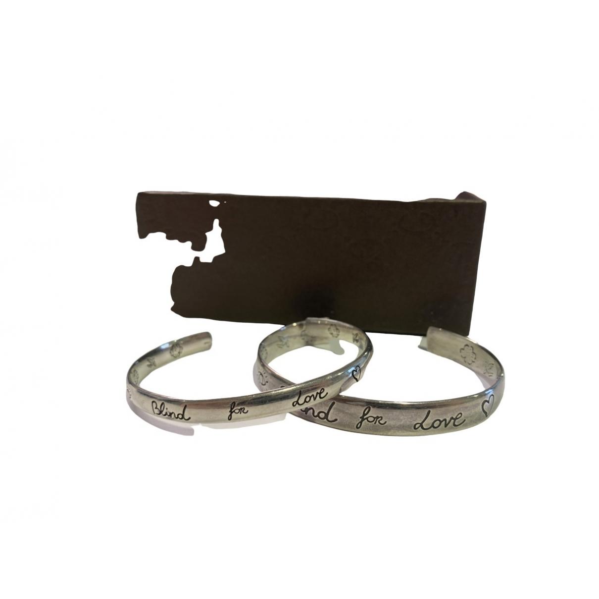 Gucci Icon Silver Silver bracelet for Women \N