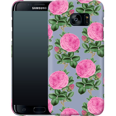 Samsung Galaxy S7 Edge Smartphone Huelle - Pinky-Po von Zala Farah