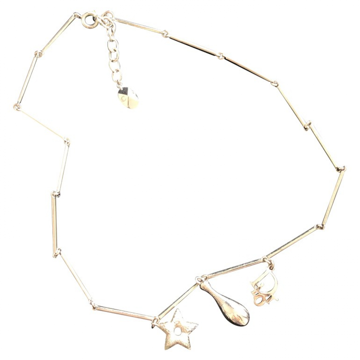 Dior J'adior Silver Metal necklace for Women \N