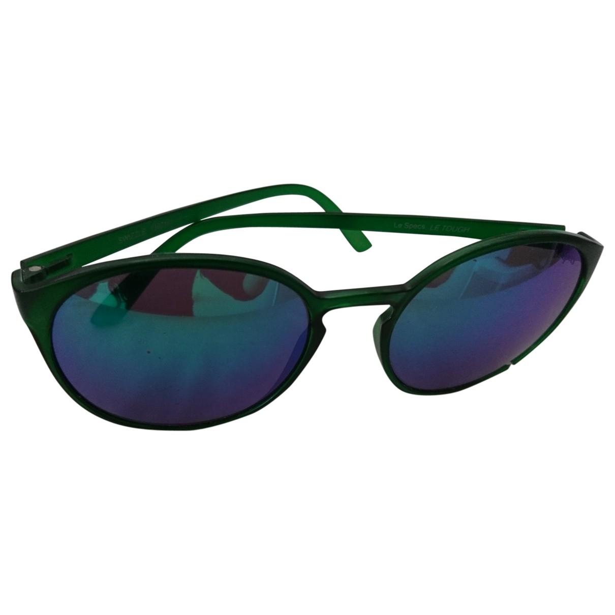 Le Specs - Lunettes   pour femme - vert