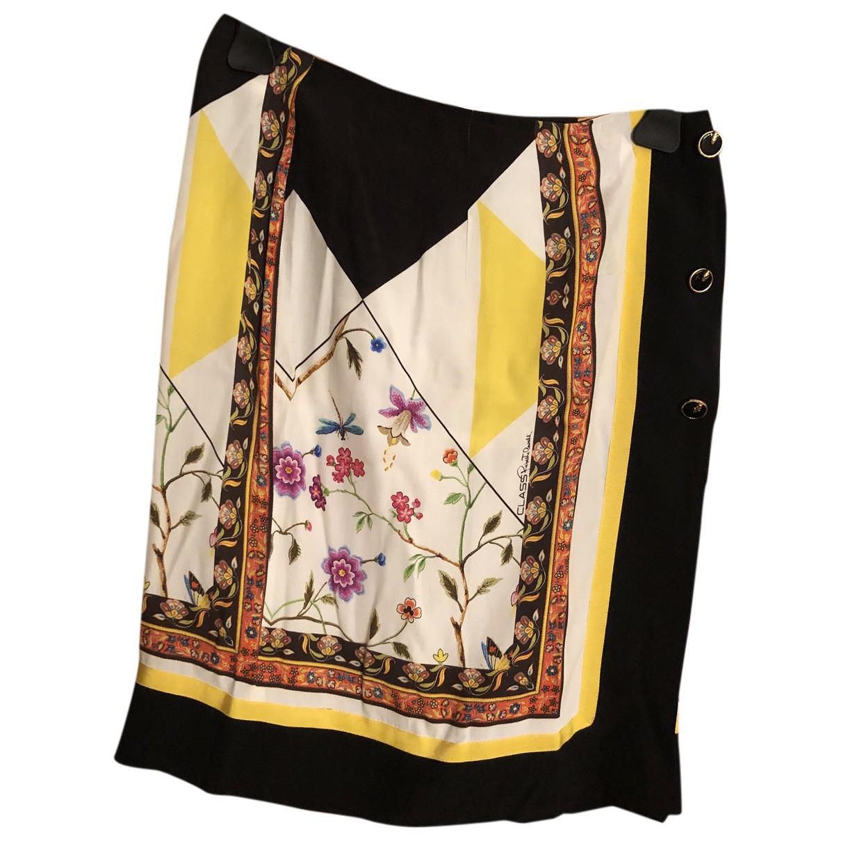 Class Cavalli - Jupe   pour femme en soie