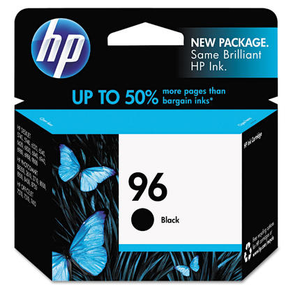 HP 96 C8767WN Original Black Ink Cartridge