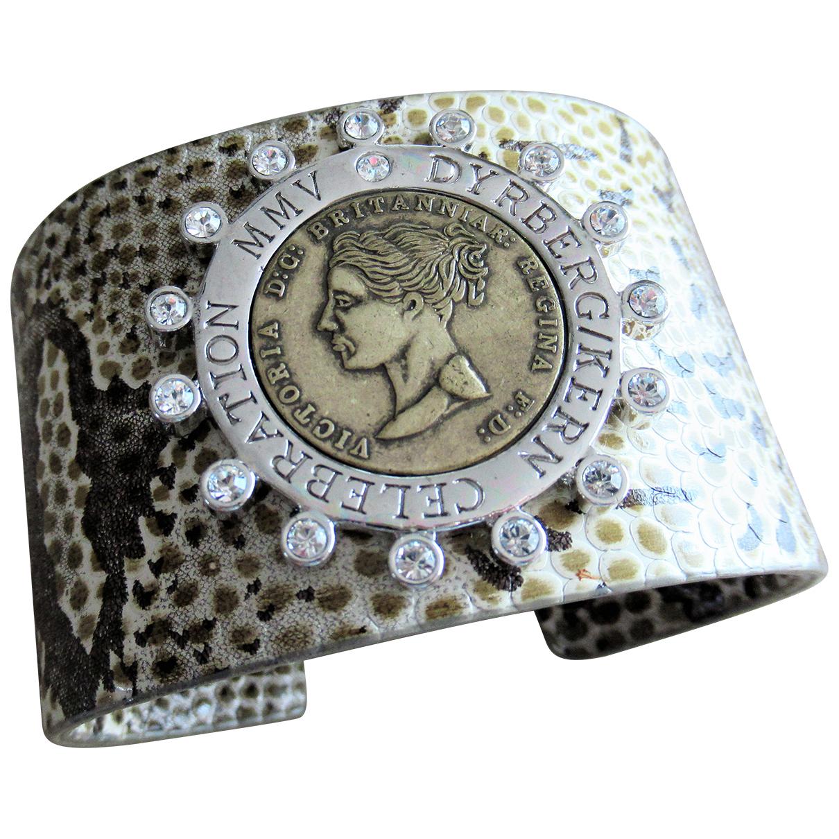 Dyrberg/kern - Bracelet   pour femme en metal - marron