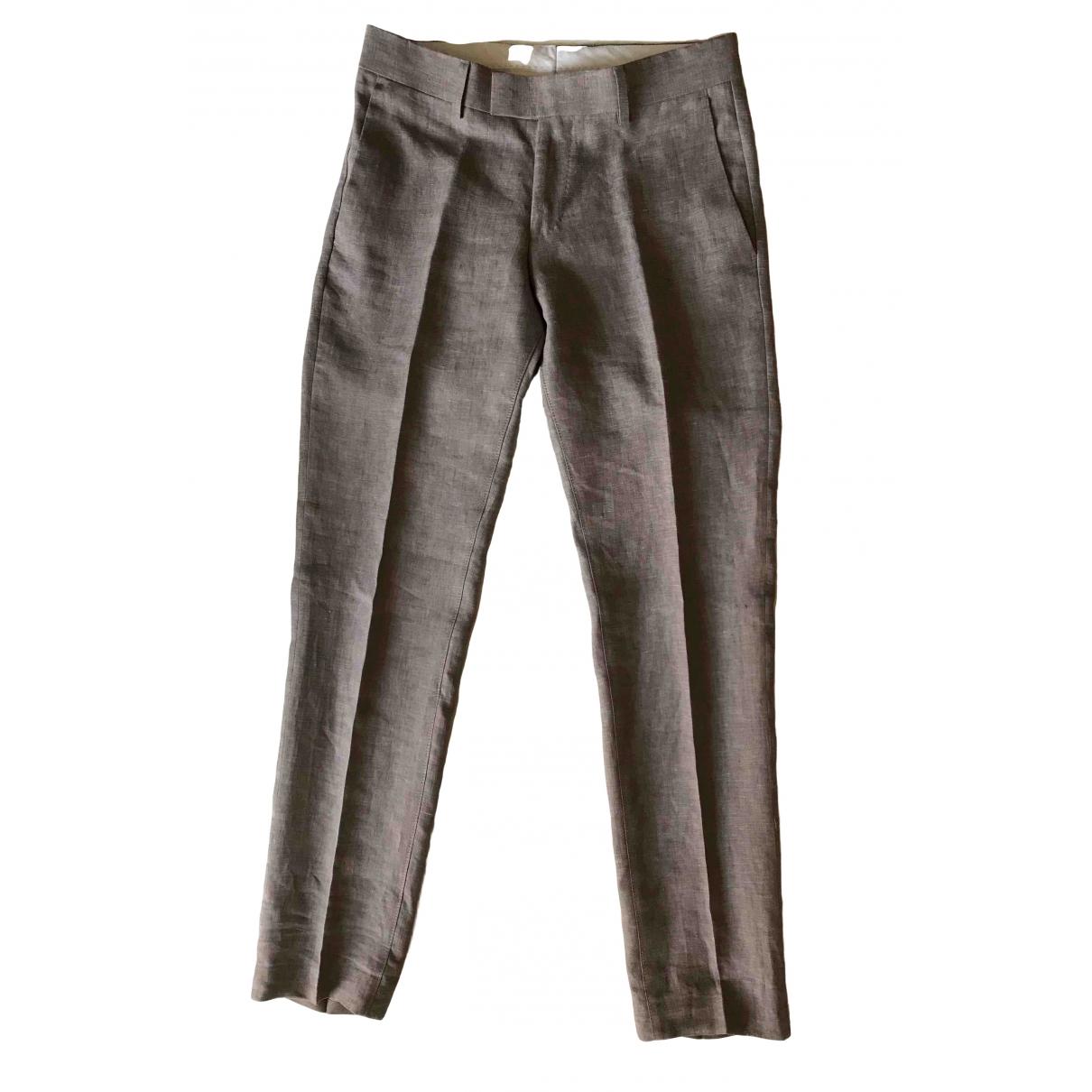 Pantalon de Lino Tiger Of Sweden