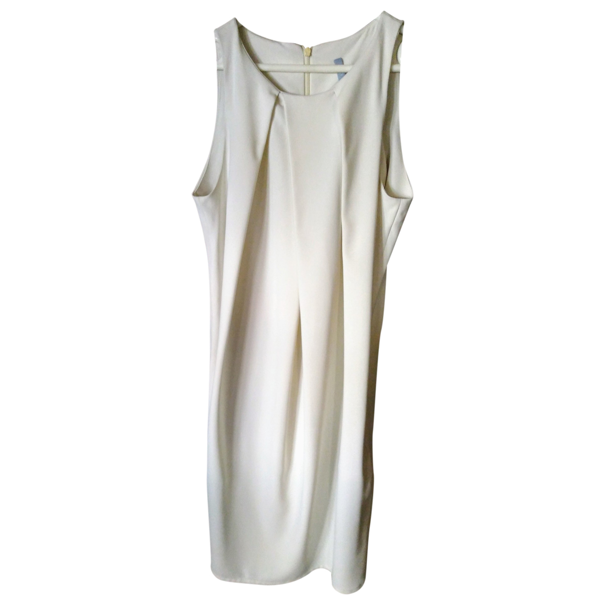 Faycal Amor \N Kleid in  Weiss Polyester