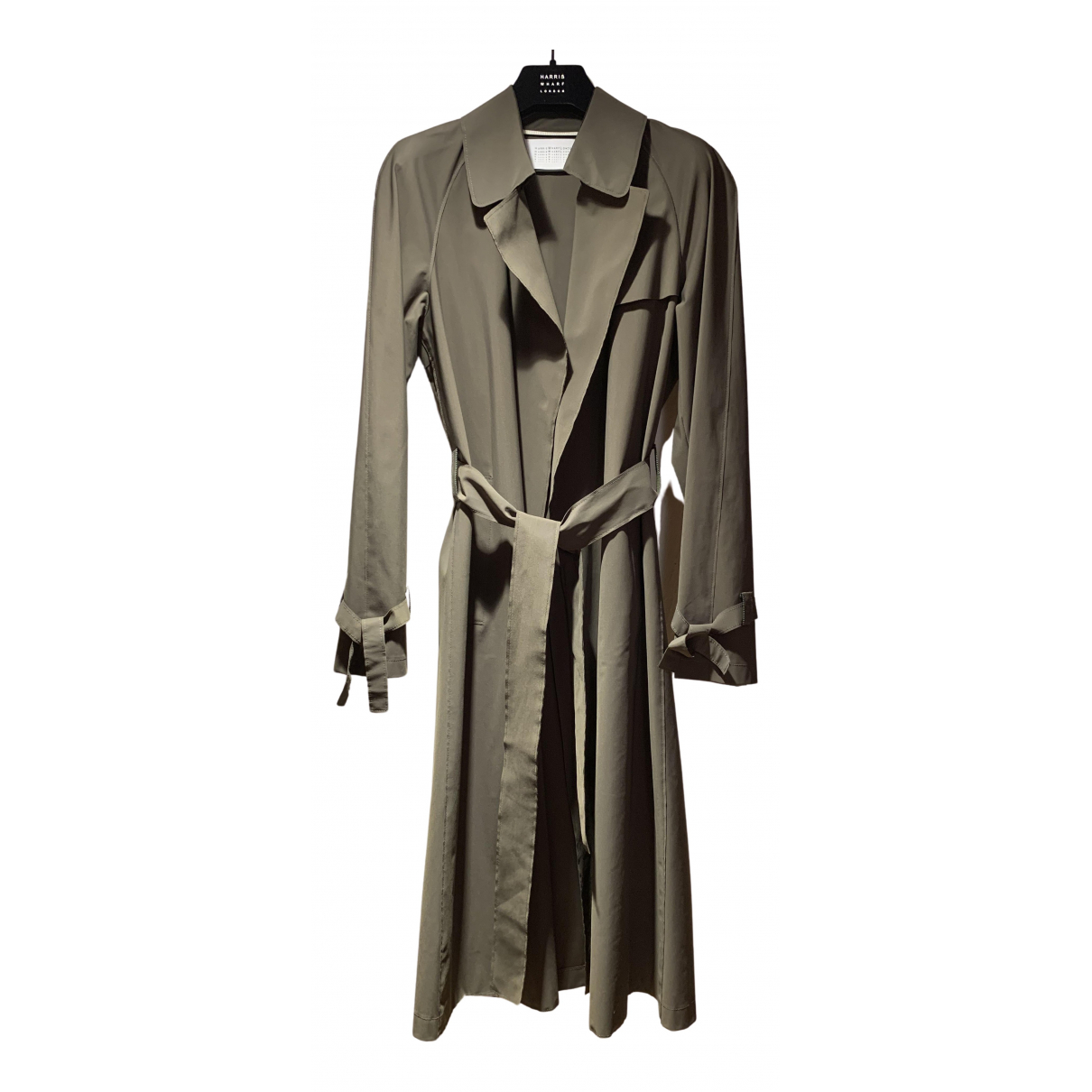 Harris Wharf London - Manteau   pour femme - kaki