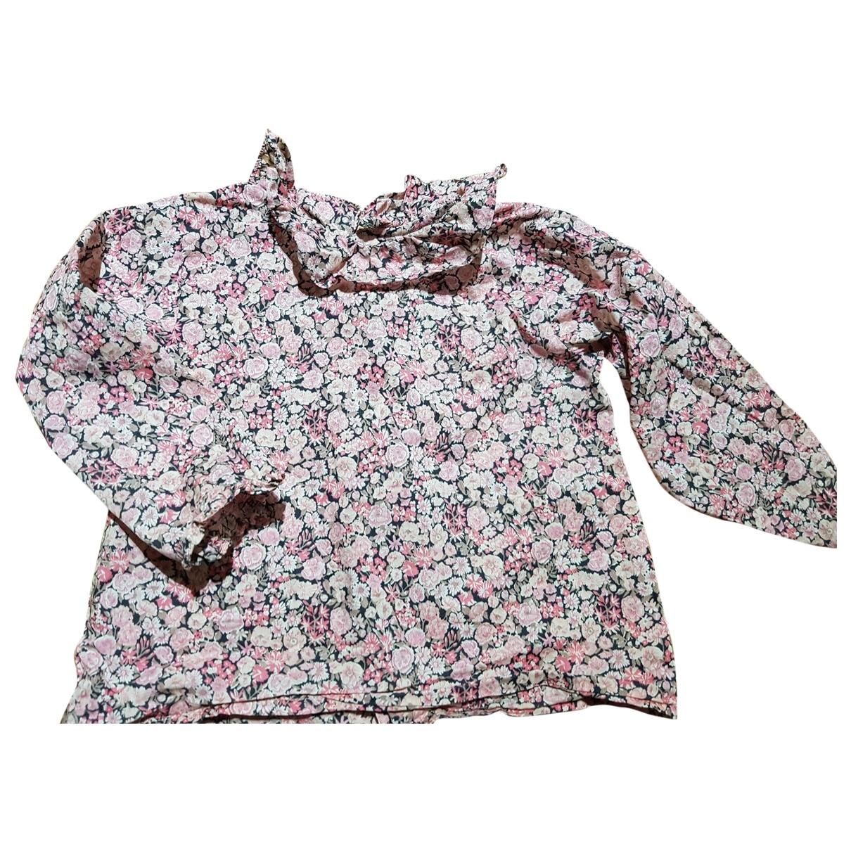 Bonpoint \N Oberteile in  Rosa Baumwolle