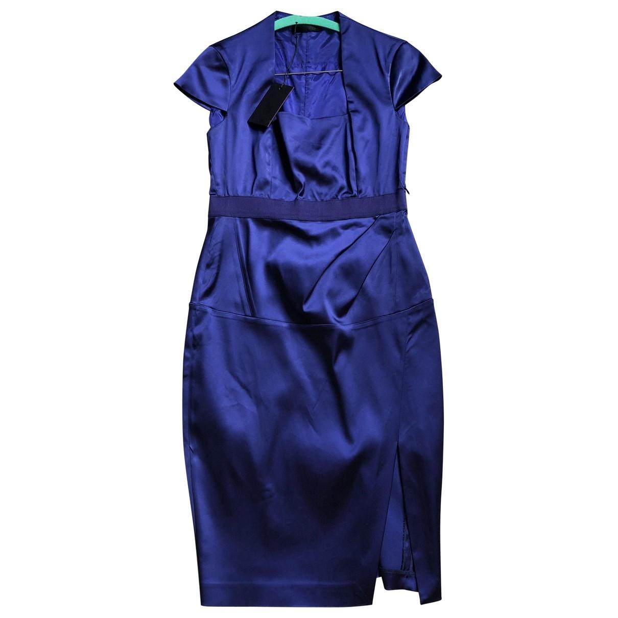 Pinko \N Kleid in  Lila Polyester