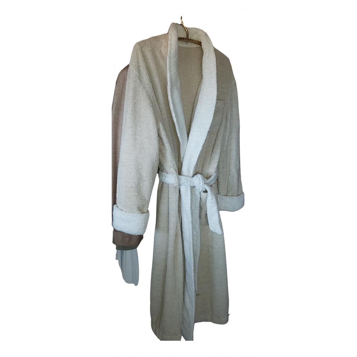 Loro Piana - Linge de maison   pour lifestyle en coton - beige