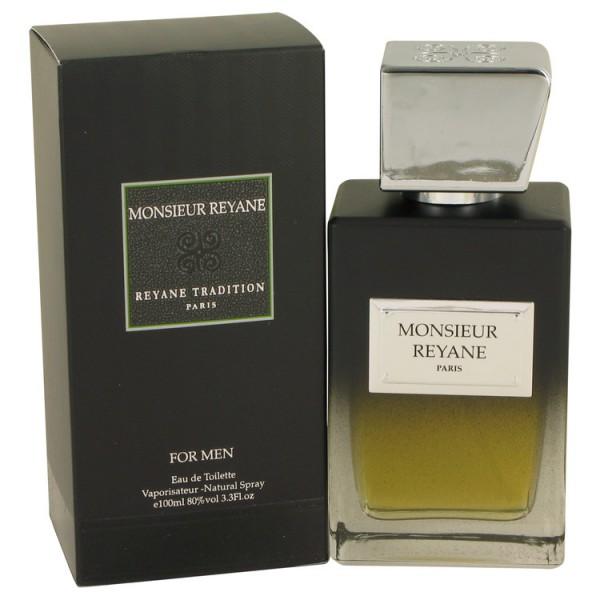 Monsieur Reyane - Reyane Eau de Toilette Spray 100 ml