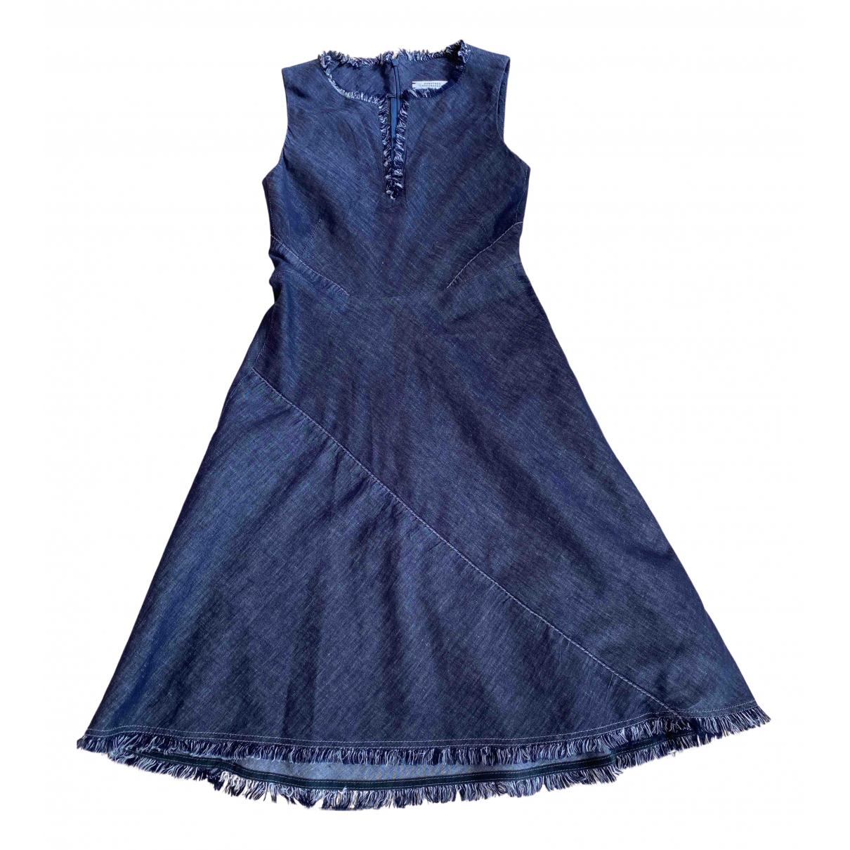 Dorothee Schumacher N Blue Denim - Jeans dress for Women 1 US