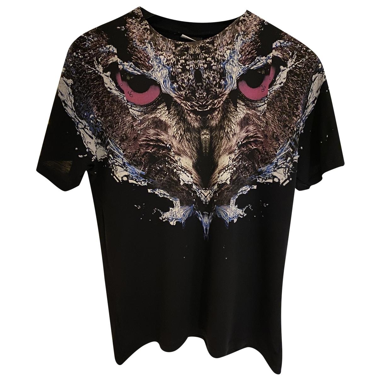 Marcelo Burlon \N T-Shirts in  Schwarz Baumwolle