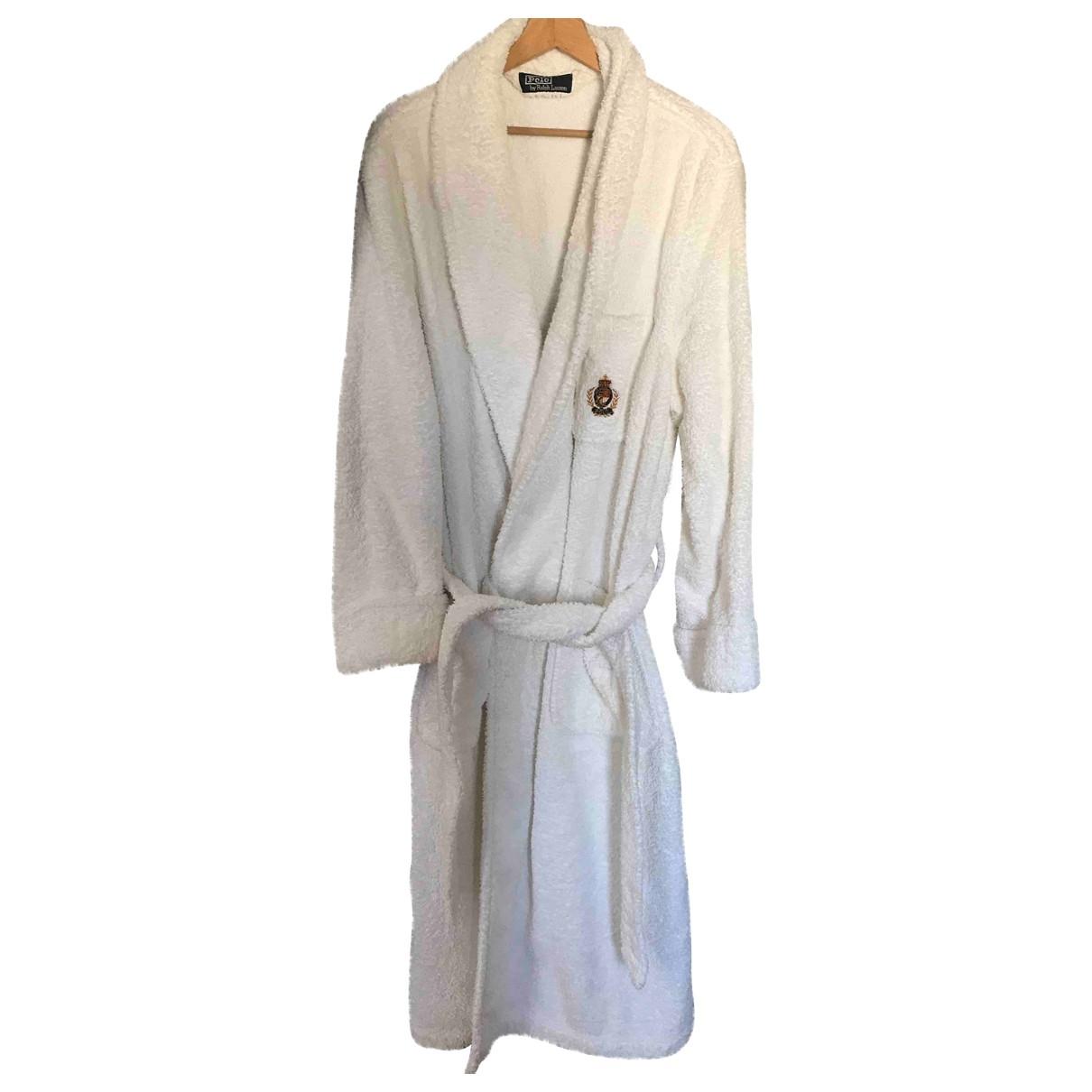 Polo Ralph Lauren - Linge de maison   pour lifestyle en coton - blanc
