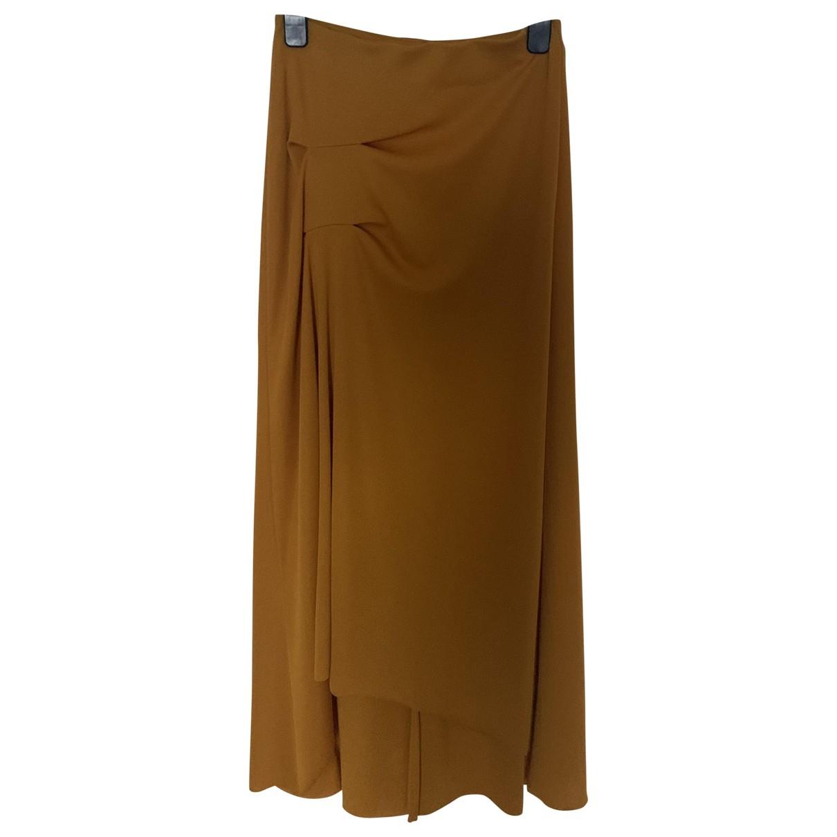 Zara - Jupe   pour femme - jaune