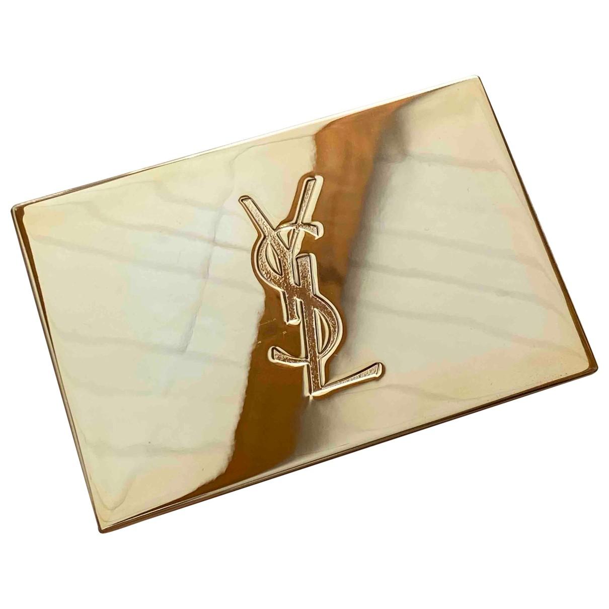 Yves Saint Laurent \N Accessoires und Dekoration in  Gold Metall
