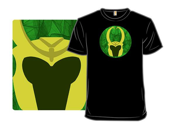 Loki Disguises T Shirt