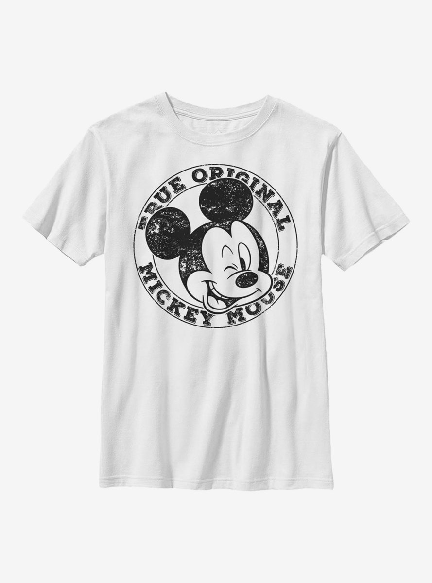 Disney Mickey Mouse Original Mickey Youth T-Shirt