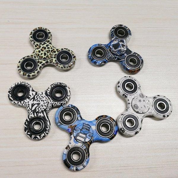 EDC Hand Spinner Finger Spinner Fidget Gadget Focus Reduce Stress Gadgets