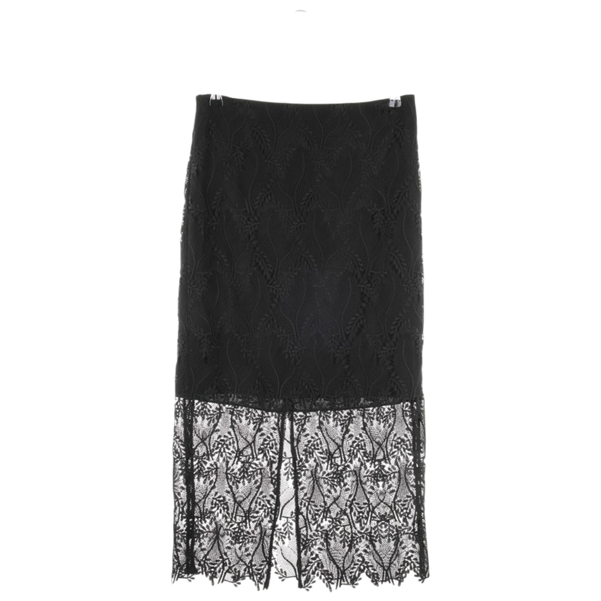 Diane Von Furstenberg N Black skirt for Women 38 IT