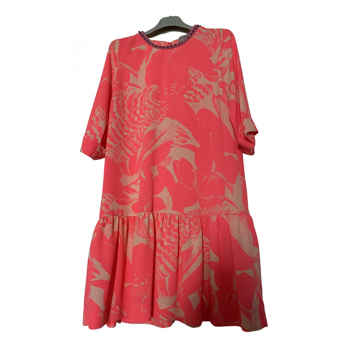 Essentiel Antwerp - Robe   pour femme - rose