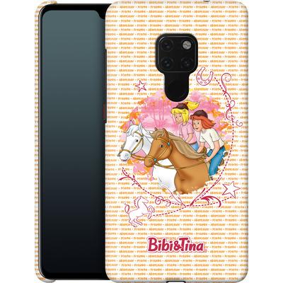 Huawei Mate 20 Smartphone Huelle - Bibi und Tina Abenteuer von Bibi & Tina