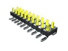 Samtec , TMM, 6 Way, 2 Row, Straight PCB Header (1000)
