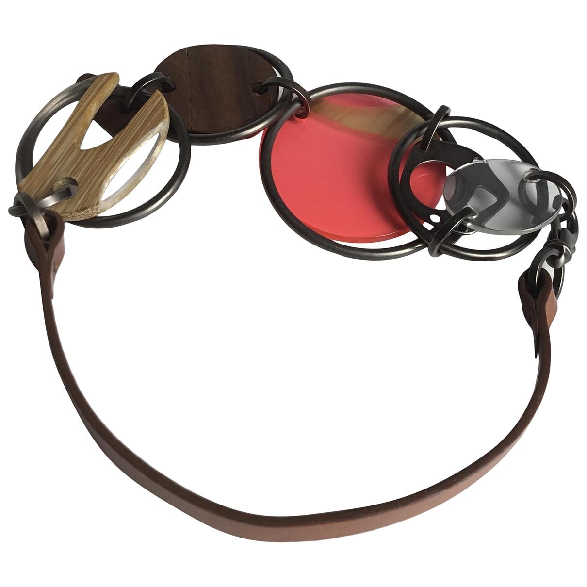 Marni - Bracelet   pour femme en cuir