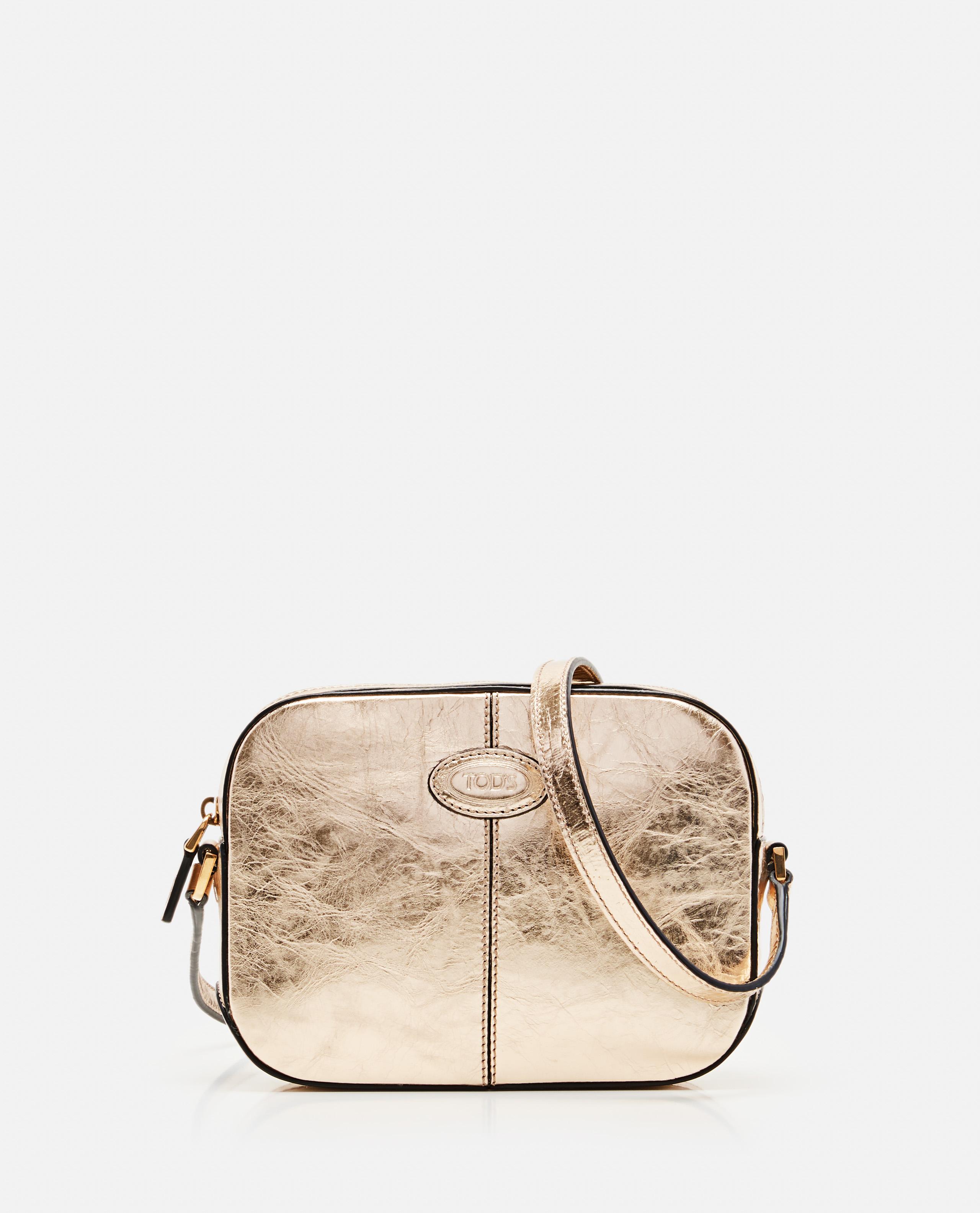 Tods mini golden bag