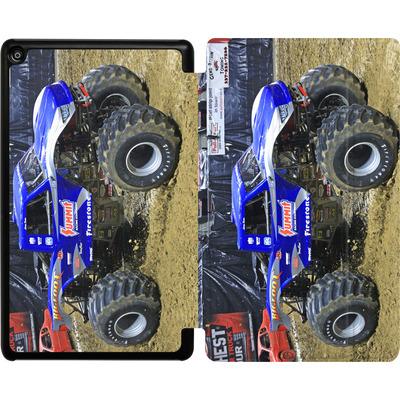 Amazon Fire HD 8 (2017) Tablet Smart Case - Puddle von Bigfoot 4x4
