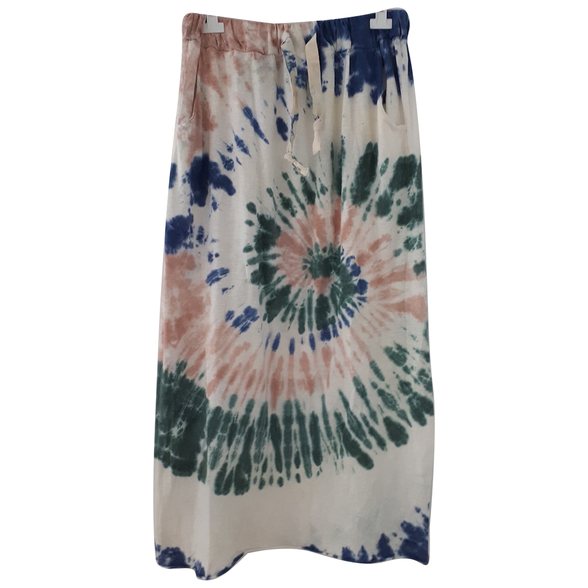 Non Signé / Unsigned \N Multicolour Cotton skirt for Women One Size International